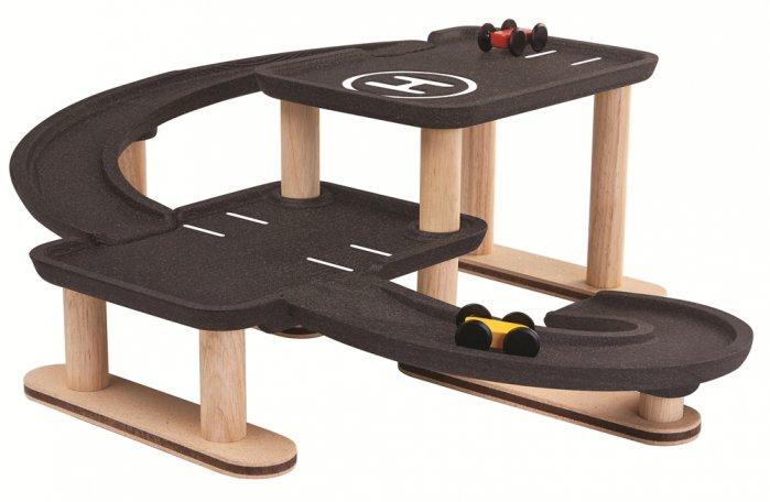 Plan Toys Race N Play Parking Garage PlanWorld