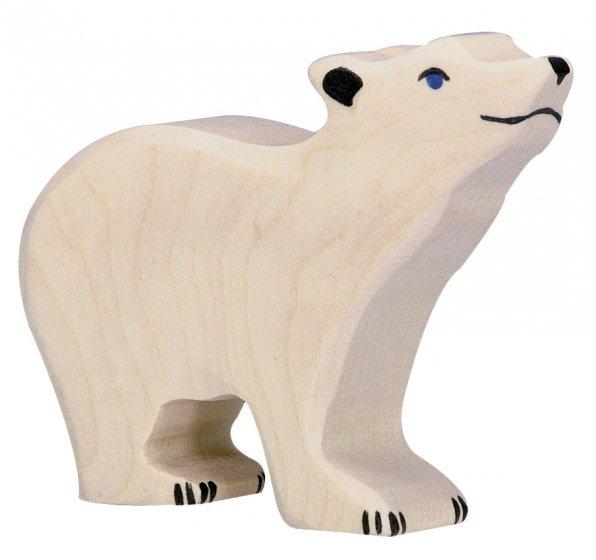 Holztiger Small Polar Bear 2