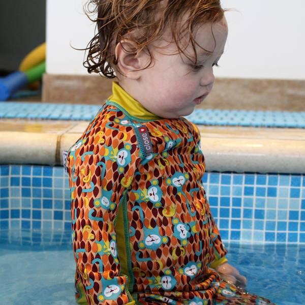 Pop-in Beach All-in-One Swim Suit Ticky e Bert medium