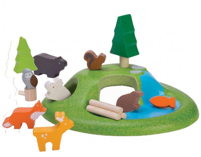 Plan Toys Animal Set