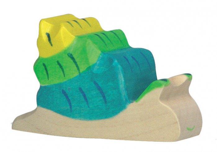 Holztiger Snail