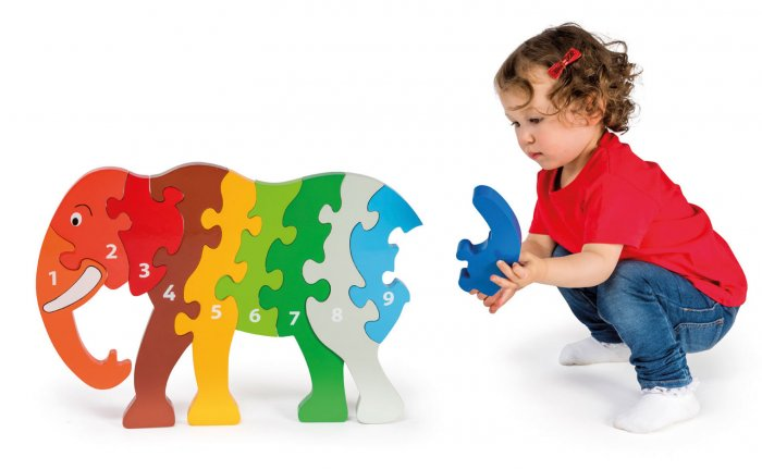 Lanka Kade Jumbo Elephant Jigsaw