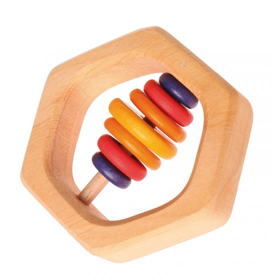 Grimm's Hexagon Rattle