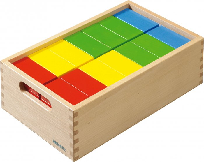 Haba Colourful Rectangle Building Blocks