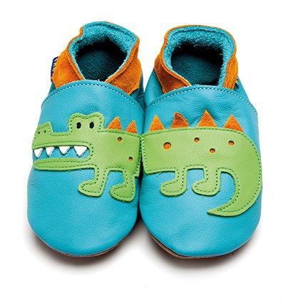 Inch Blue Crocodile Shoes