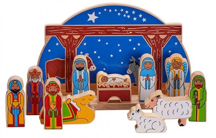 Lanka Kade Starry Night Nativity