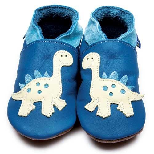Inch Blue Buttermilk Dino Blue Shoes