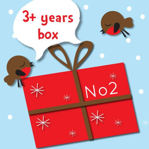 3+ Years Fantastic Box 2