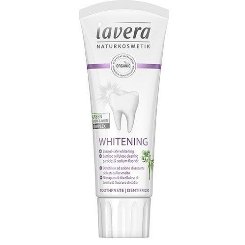 Lavera Whitening Toothpaste With Fluoride