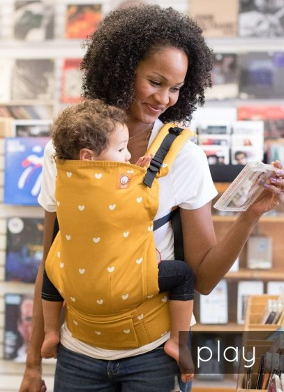 Tula Standard Baby Carrier-Play