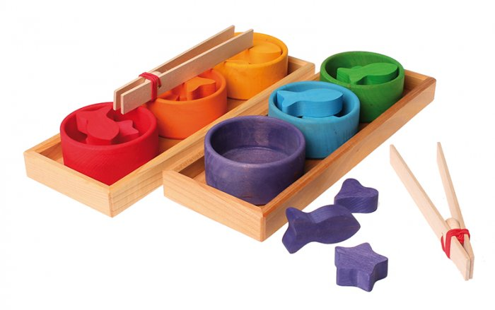 Grimm's Sorting Rainbow Game