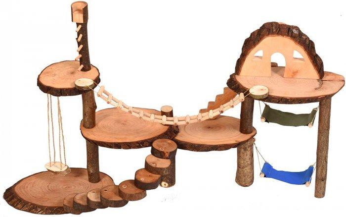 Magic Wood Adventure Playground