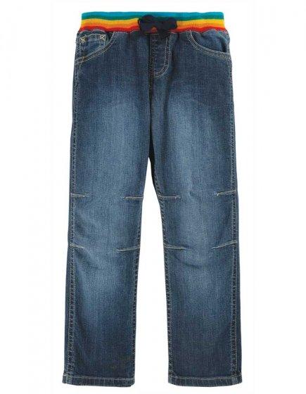 Frugi Cody Comfy Light Wash Comfy Denim Jeans