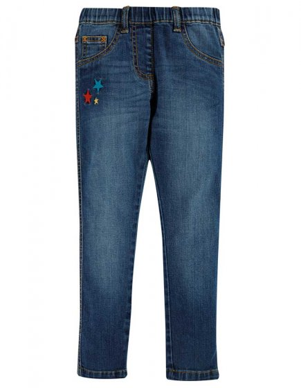 Frugi Mid Wash Denim Julie Jeggings