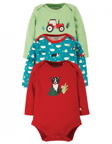 Frugi Tractor Super Special Multipack Body