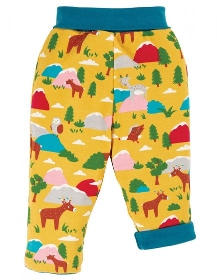 Frugi Mountain Side Rory Reversible Pull Ups