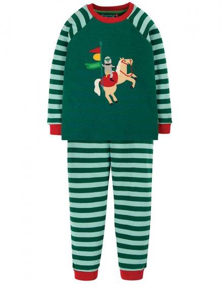 Frugi Scots Pine Knight Ace Pyjamas