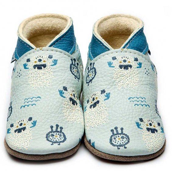 Inch Blue Mikey Monster Shoes