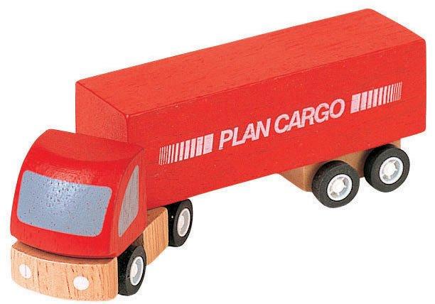 Plan Toys Cargo Truck PlanWorld