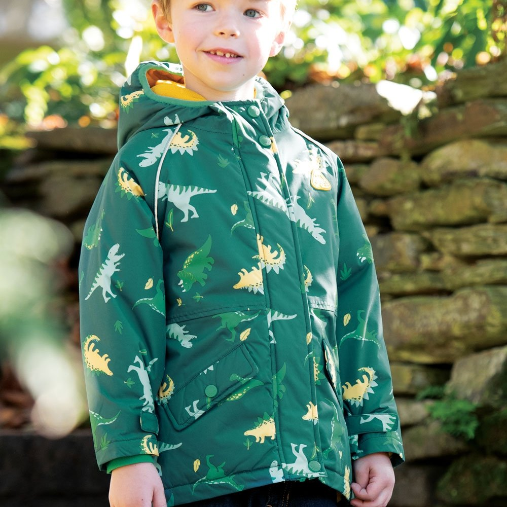 Frugi Explorer Waterproof Coat AW19