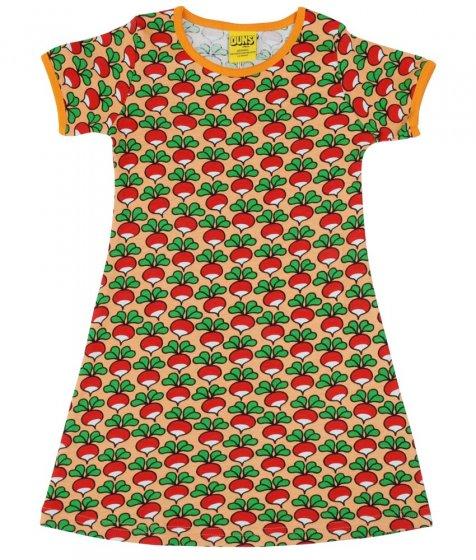 Duns Radish Cantaloupe SS Dress