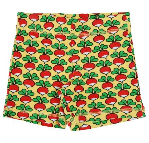 Duns Banana Cream Radish Short Pants