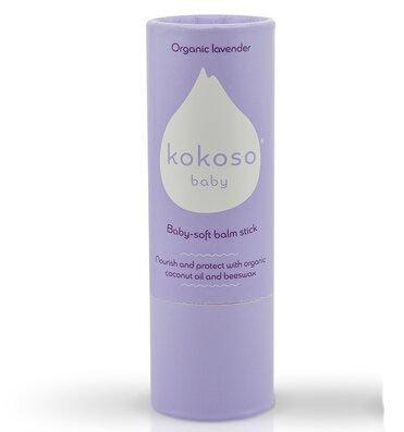Kokoso Baby Balm Stick - Organic Lavender