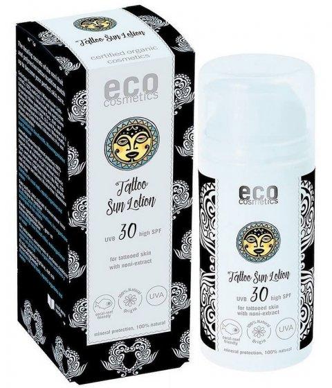 Eco Cosmetics SPF30 Tattoo Sun Lotion