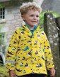 Frugi Sunflower Puffling Away Puddle Buster Coat