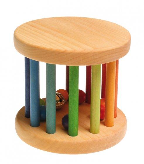 Grimm's Big Rolling Rainbow Wheel