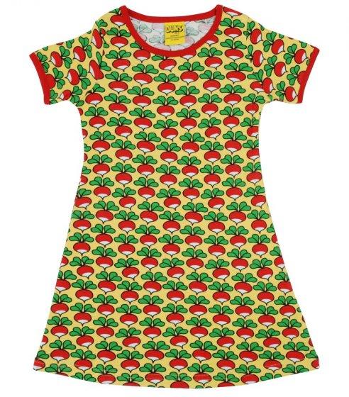 Duns Radish Banana Cream SS Dress