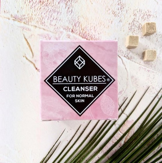 Beauty Kubes Cleanser Normal Skin