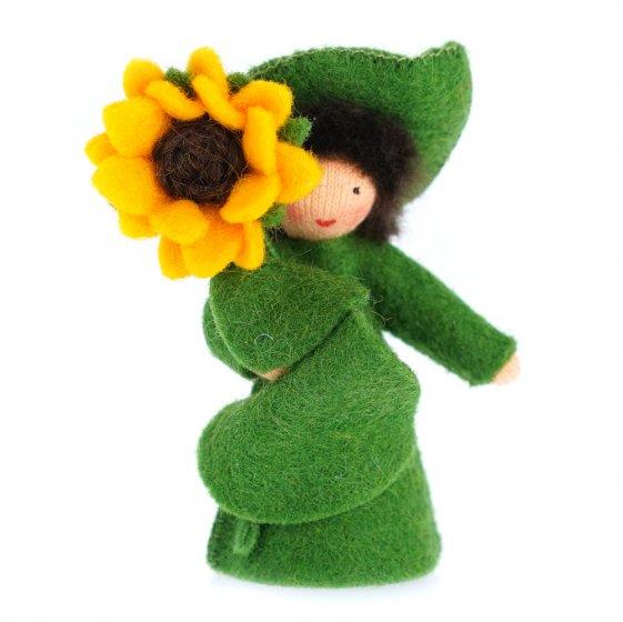 Ambrosius Sunflower Fairy Light Brown Skin