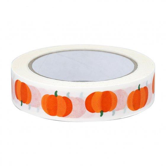Babipur Pumpkin Paper Tape