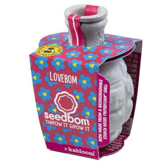 Kabloom Lovebom (Forget-Me-Not) Seedbom