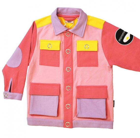 Moromini Pink Spring Jacket