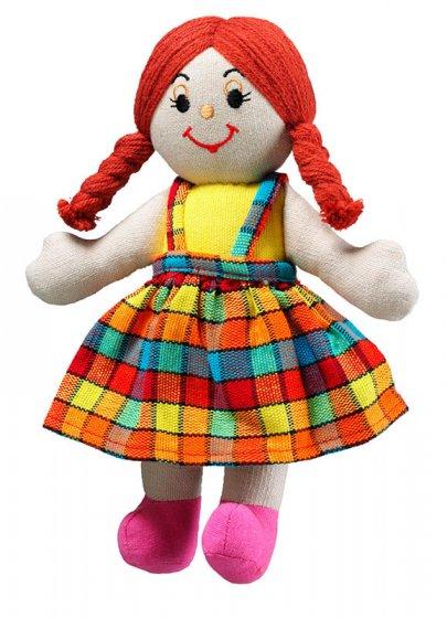 Lanka Kade Girl Doll - White Skin, Red Hair