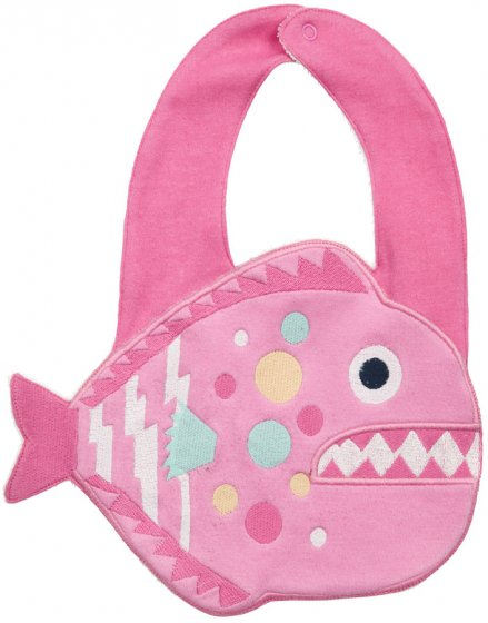 Piccalilly Snapper Bib