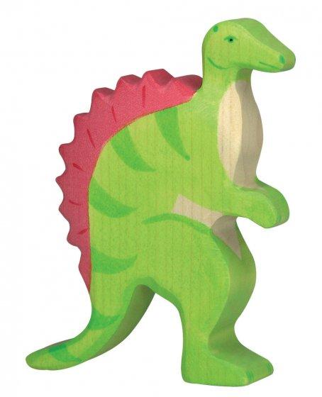 Holztiger Spinosaurus