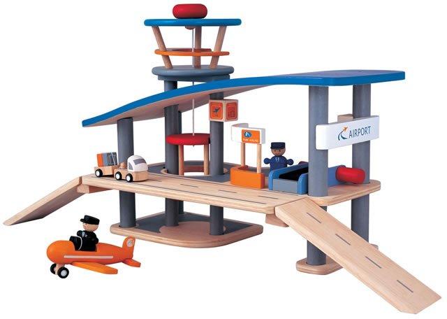 Plan Toys Airport PlanWorld