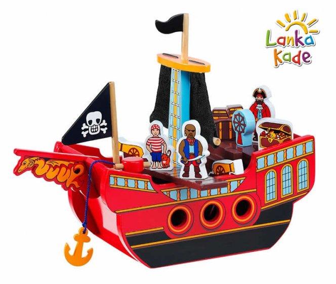 Lanka Kade Pirate Ship