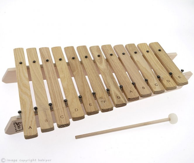Auris Diatonic Xylophone – 12 Note