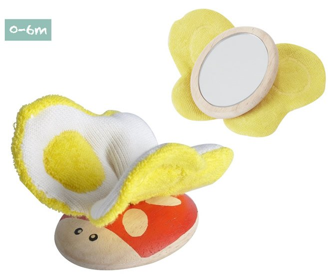 Plan Toys Butterfly Mirror
