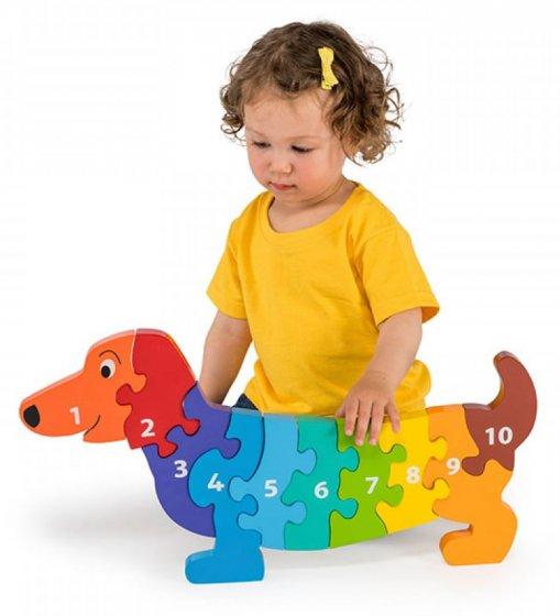 Lanka Kade Jumbo Dog Jigsaw