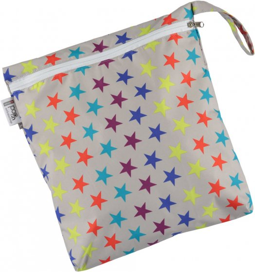 Bright Stars Zip Wet Bag