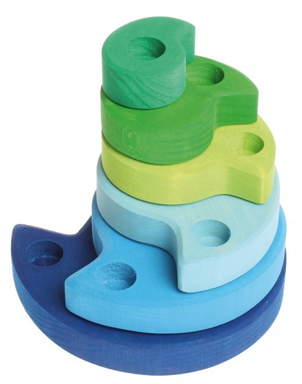 Grimm's Ocean Blue Snail