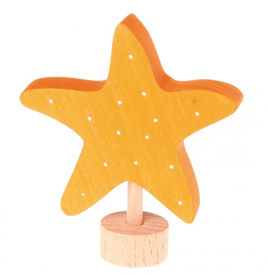 Grimm's Starfish Decorative Figure