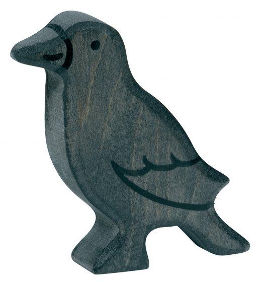 Holztiger Raven
