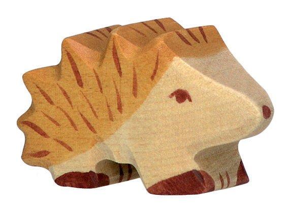Holztiger Small Brown Hedgehog