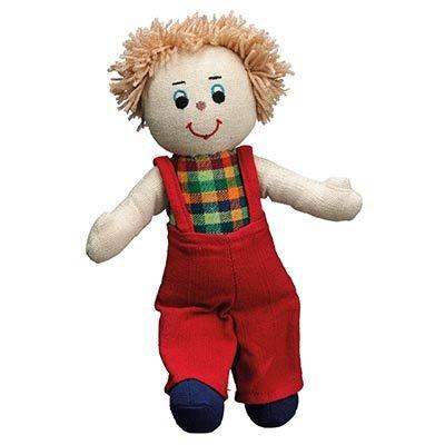 Lanka Kade Boy Doll - White Skin, Blonde Hair